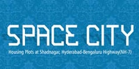 Plots in Hyderabad - SPACE CITY, Shadnagar